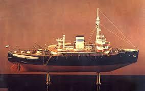Биография Ледокол конструкции Д И Менделеева Модель выполнена по чертежам сохранившимся в архиве