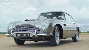 1965 Aston Martin Db5 James Bond Car Sells For Over 6m