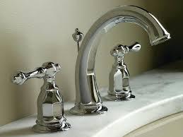 awesome kohler bathroom sink faucets or curved chrome bathroom faucets above round bathroom sink 96 kohler