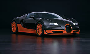 Veyron Super Sport Bugatti