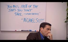 The Wise Words Of Michael Scott Imgur