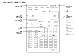 2010 ford f150 fuse box diagram under 03 Ford F150 Fuse Box Diagram 09 Ford F-150 Relays Fuse Box