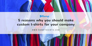 Make You Shirt 5 Reasons Why You Should Make Your Own Custom T Shirts