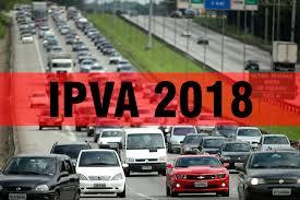 Resultado de imagem para ipva 2018