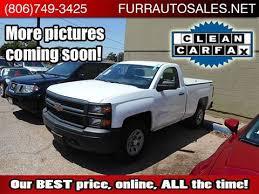 2015 Chevrolet Silverado 1500 for sale in Lubbock, TX