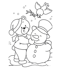 Print and color winter pdf coloring books from primarygames. Free Printable January Coloring Pages For Kids Online