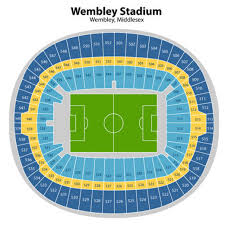 Wembley Stadium Nfl Seating Chart Football Travel To London Fa Cup Final 2019