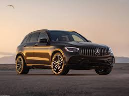 The glc's interior updates are minor but welcome. Mercedes Benz Glc43 Amg 4matic 2020 Pictures Information Specs
