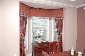 Kitchen Bay Window Curtains - Kitchen Design