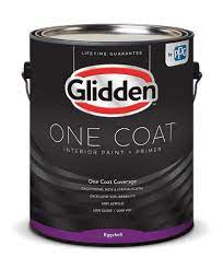 glidden one coat interior paint primer