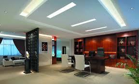 modern interior office. Modern Interior Design Manager Office