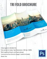 Architect Brochure Format 3 Fold Template Free Indesign – Pitikih
