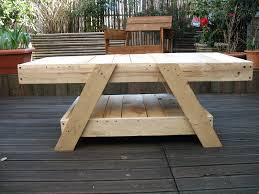 Table Basse En Bois De Palettes Wood Projects Pinterest
