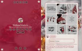 Theme Hunter Silbrigthemes Weihnachtsstern Theme 12 By