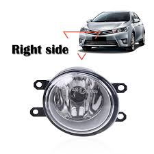 2014 Camry Light Bulb Size Details About Clear Right Fog Light Driving Lamp For Toyota Camry Corolla Tacoma Matrix Yaris