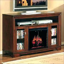 electric fireplace entertainment center costco tv stand