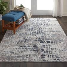 nourison urban decor rustic area rug contemporary area rugs by nourison