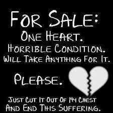 Heartbroken Girl on Pinterest | Heartbroken Quotes, Being Hurt ...