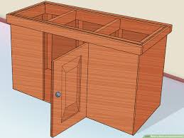 Best Aquarium Stand Design How To Build An Aquarium Stand 12 Steps With Pictures