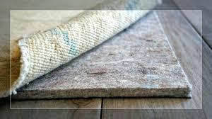 rug pads rug pad felt gripper target within area 2 rug pad 8x10