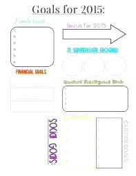 Life Goal Chart Template Goals Template Excel And Objectives Life Goal Setting Smart