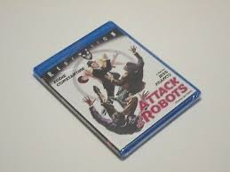 Attack of the Robots Blu-ray Jess Franco Fernando Ray Eddie Constantine  738329238629 | eBay