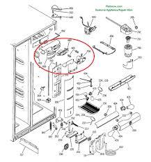 ge refrigerator schematic diagram refrigerator repair help Refrigerator Schematic Diagram ge refrigerator schematic diagram wiring diagrams for ge refrigerator detoxme info refrigeration schematic diagram