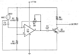 microphone circuit diagram the wiring diagram microphone circuit page 6 audio circuits next gr circuit diagram