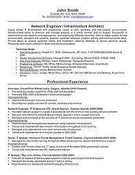 Network Security Engineer Sample Resume Classy Network Security Engineer Resume Network Engineer Resume Template