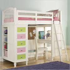 The Bunk Bed For The Kid's Bedroom   Homesfeed Within Bunk Beds With Desk  (View