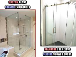 custom glass shower enclosures frameless sliding shower doors plumbing sinks toilets showers markham york region kijiji