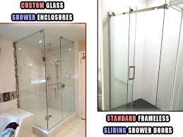 custom glass shower enclosures frameless sliding shower doors plumbing sinks toilets showers markham york region kijiji