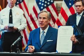 texas gov greg abbott caught on