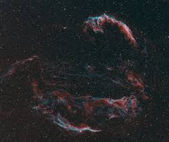 2010 September 16 - The Veil Nebula - APOD