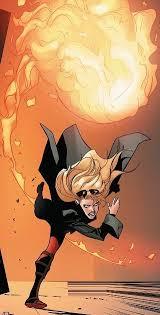 Boom Boom - Tabitha Smith from X-Force Vol 5 #1 art by Juanan Ramírez and  Brian Reber | Xmen comics, Comic illustration, Marvel comics