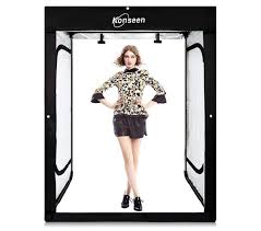 Konseen launches <b>Photo Studio</b>, a portable light box tent for portraits