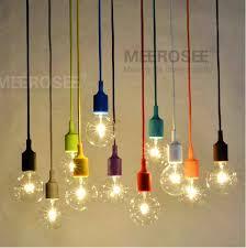 drop lighting. Colorful E27 Socket Pendant Light Suspension Drop Lamp Modern Vintage Edison Bulbs Bar Restaurant Lighting K