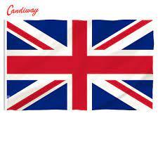 Candiway İNGILTERE Bayrak Birleşik Krallık Büyük Britanya Ve Kuzey İrlanda  Banner İngiltere Bayrağı 90x150 Cm Ev Dekor - Fashion-excellent.news