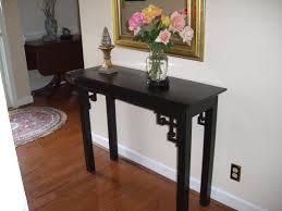 black hallway table. Black Hallway Table And Vase A