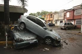 Tropical storm kills 17 in El Salvador ...