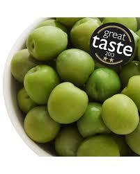 Olive Oak Size Chart Nocellara Olives
