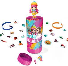 <b>Party Popteenies Вечеринка</b> (<b>разноцветный</b>) | www.gt-a.ru
