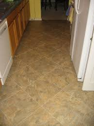 Kitchen Laminate Floor Tiles Kitchen Vinyl Floor Tiles Life Jul 23 Retro Kitchen With Yellow