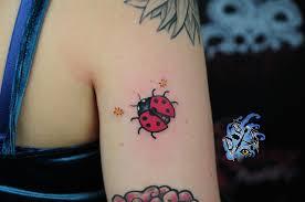 Giando Il Rosso Tattoo