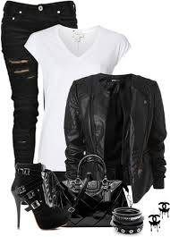 biker by fashion 766 liked on polyvore