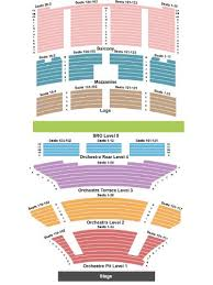 Oakland Seating Chart Fox Theater Tickets And Fox Theater Seating Chart Buy Fox