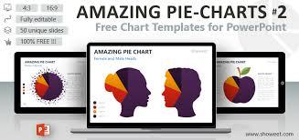 Free Creative Pie Chart Powerpoint Template Designhooks