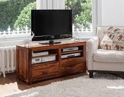 Sheesham Bedroom Furniture Mandir Sheesham Large Tv Unit Casa Bella Furniture Uk