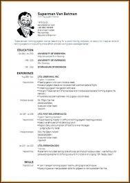 Modern Cv Template Free Resume Template Free Docx Cv Download