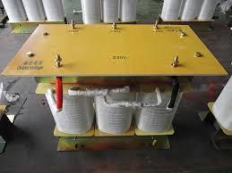 three phase to single phase dry type transformer huashenglong